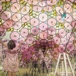 City of Dreams Pavilion, Governors Island, Organic Growth Pavilion