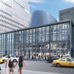 Fulton Center, Fulton Center oculus, Grimshaw Architects, James Carpenter