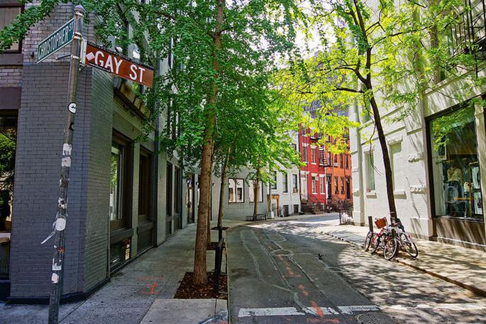 Gay Street Greenwich Village, Gay Street, Greenwich Village