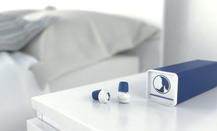 Hush earplugs, smart earplugs, 3D printing