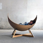 Jacob Joergensen, viking-inspired, Barca Bench, Danish design, Viking-style, International Furniture Design Competition Asahikawa (IFDA)