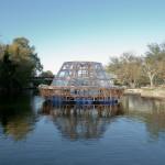 Jellyfish Barge, Pnat, floating green house, studiomobile