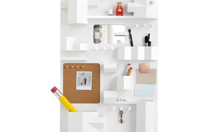 Note Design Studio, Suburbia Wall Storage, re-design of a classic, Vitra wall storage, Seletti, Swedish design