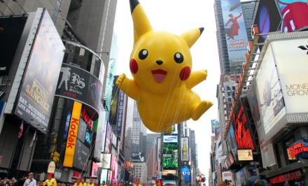 pikachu, thanksgiving, thanksgiving day, parade, macy's parade, macy's thanksgiving day parade, macy's, pokemon