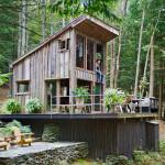 Scott Newkirk, rough wood cabin, woodland retreat, Yulan, New York, small cabin, off-grid, 14x14 Feet, 14 sq ft