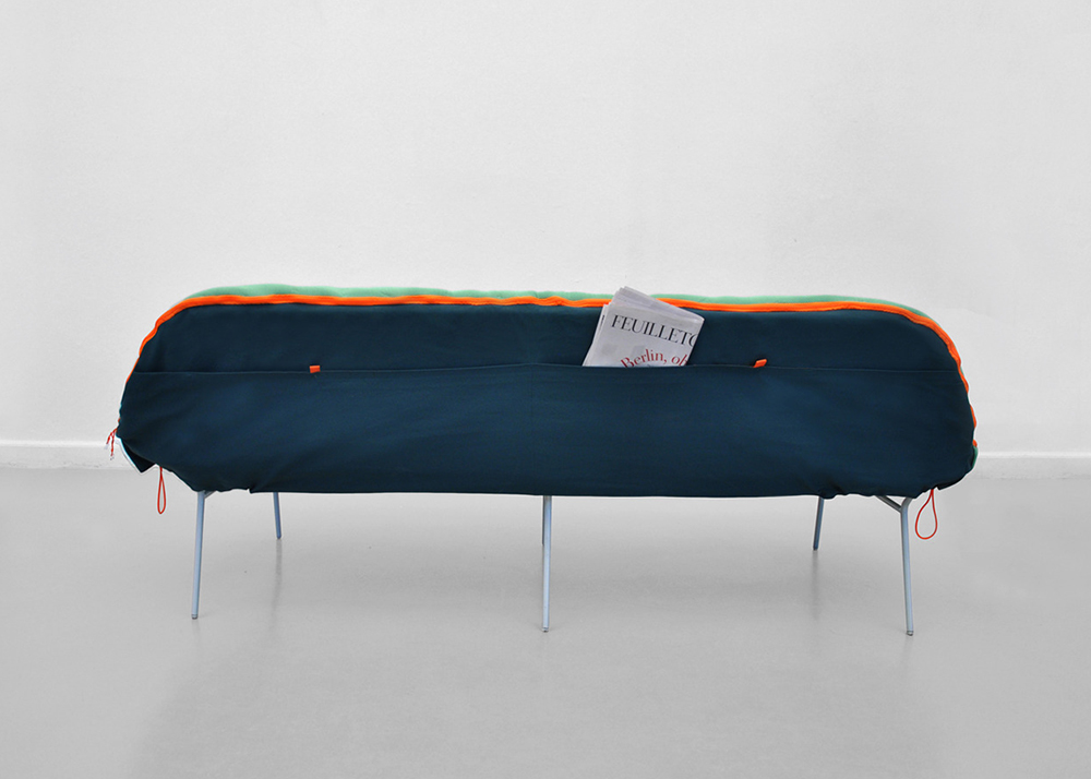 Nomadic Designer Stephanie Hornig 39 S Camp Daybed Is A
