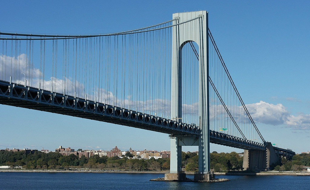 The Verrazano Bridge Opened 50 Years Ago, but There's Still a Myth ...