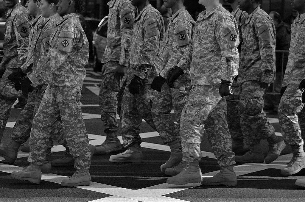 NYC Veterans Day Parade