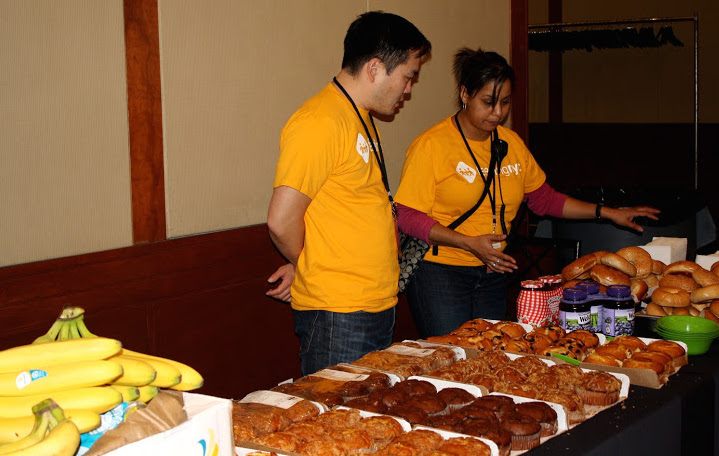 Thanksgiving, Holiday, Charity, volunteer, greenpoint church,