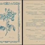 lutece restaurant, lutece restaurant menu