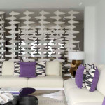 Robert Couturier, mod apartment mid-town, mod design NYC, Hervé Van der Straeten, Hubert le Gall, Marcel Wanders, Joris Laarman, Paul Tuttle,