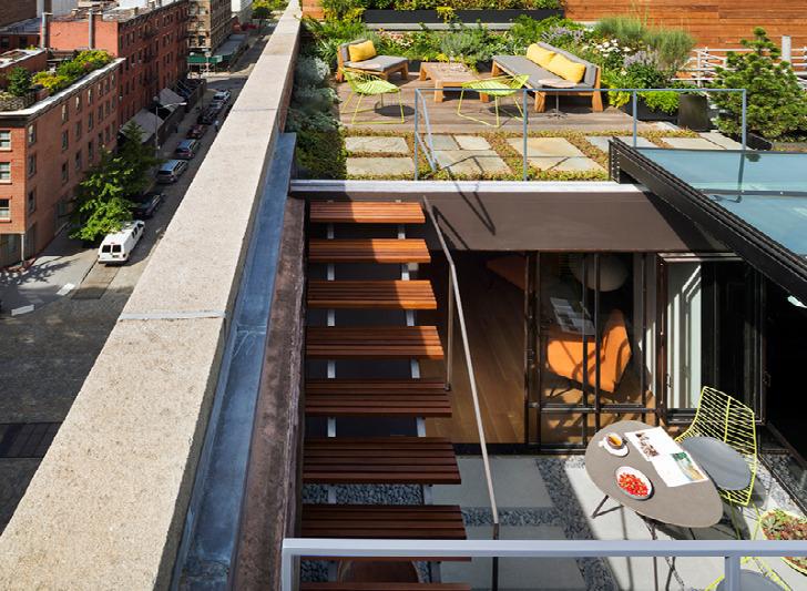 Tribeca Loft: New York NY, Architect: Andrew Franz Architects