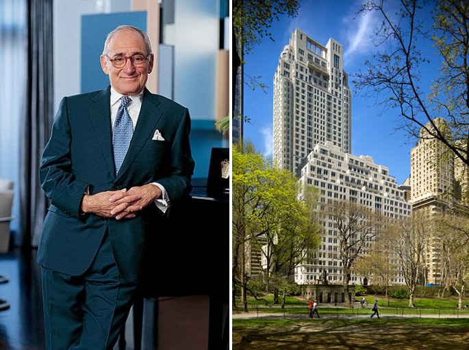 Robert A.M. Stern, 15 Central Park West, 15cpw, limestone jesus, interview Robert A.M. Stern, Robert A.M. Stern 15 central park west