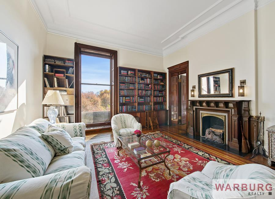 The 26m Listing For Lauren Bacall S Dakota Apartment Is