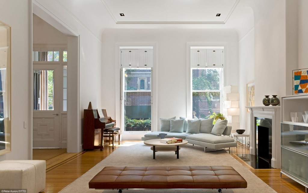 Brooklyn heights gothic revival will make you say for Living room west 6 brooklyn