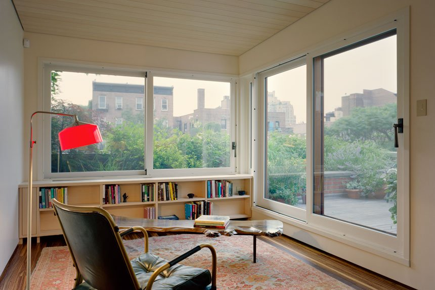 East Village Townhouse, Andrew Franz Architect, renovation nyc