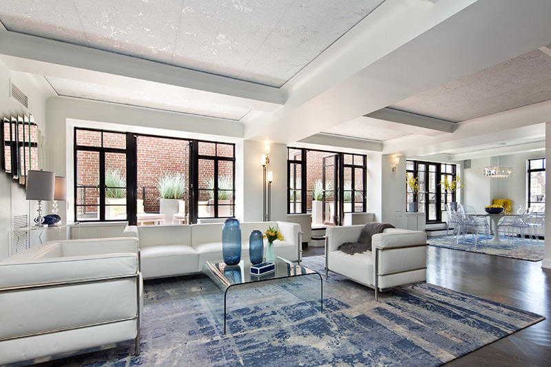 Rosie ODonnell Sells Chic Greenwich Village Penthouse for $9M  6sqft