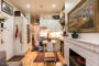 Couple Fills a 242-Square-Foot Village Apartment with Brilliant Interior Design Ideas