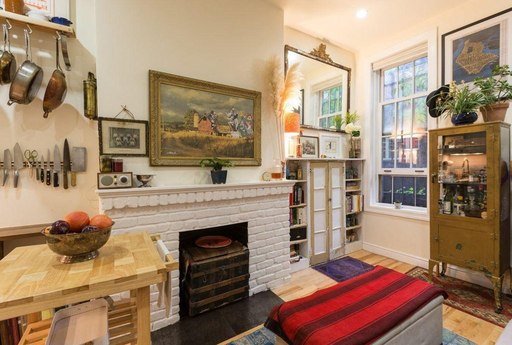 242 Sq Ft NYC, West Village Apartment, apartments under 300 square feet nyc, tiny apartments nyc, studios nyc