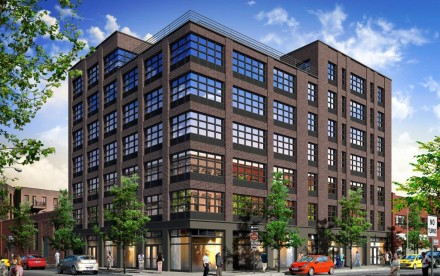 East Williamsburg, Slate Property, Ainslie Street, Industrial loft,Factory Lofts, Brooklyn construction, Brooklyn development, brooklyn rentals, williamsburg rentals