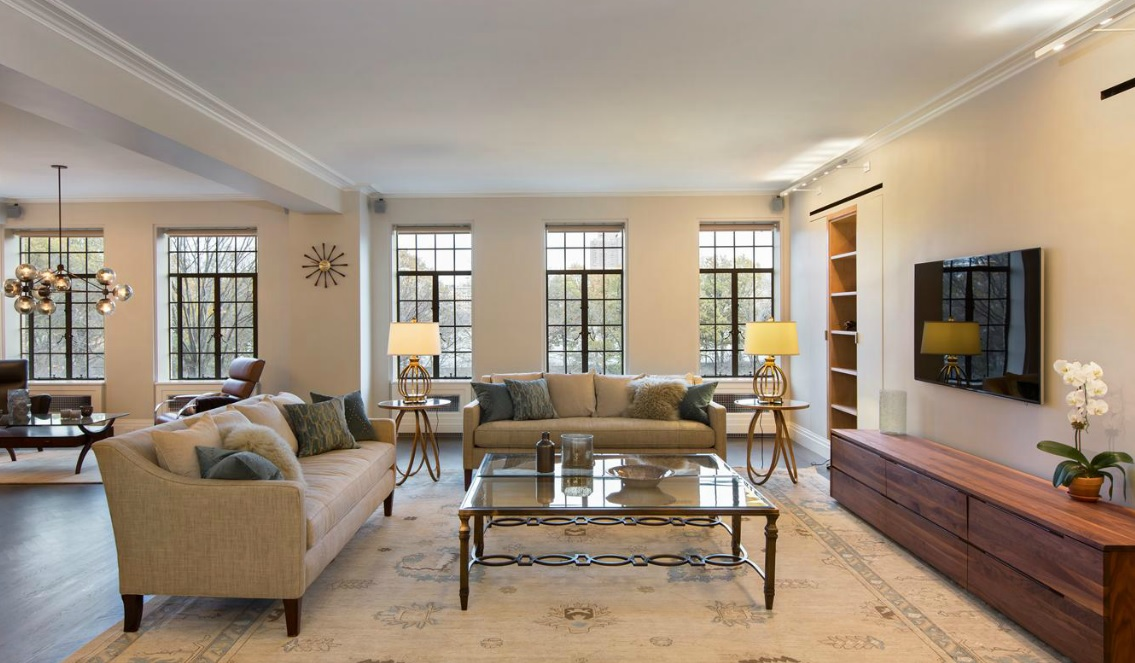 Bruce willis lists central park west apartment for 13m for Central park apartment new york