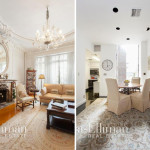 313 West 75th Street , upper west side rental, pre-war duplex,