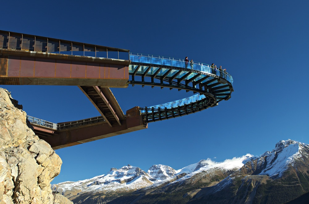 Canada's Glacier Skywalk