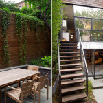 Chelsea Townhouse, Archi-Tectonics, gut renovation, glass skylight, garden extension