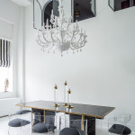 James Dixon Architect, Carolina George, Bond Street, bold colors and quirky accents