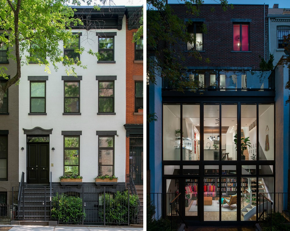 Jessica Helgerson Designed Brooklyn Brownstone Features