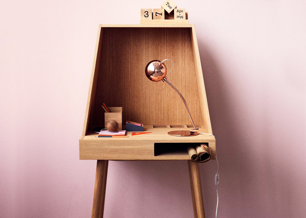 small wooden desks 2