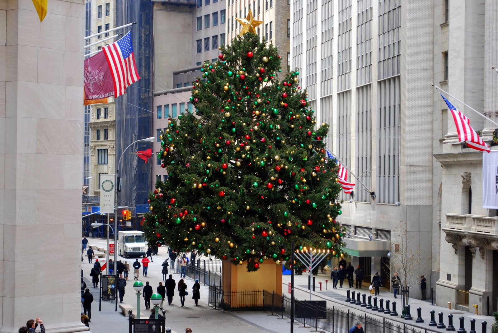 Christmas Tree Rockefeller 2017