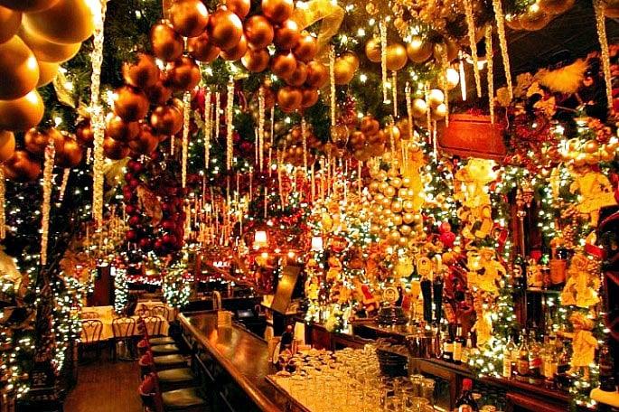 Indian Restaurants Lights Nyc