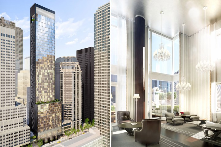 The Baccarat Hotel and Residences