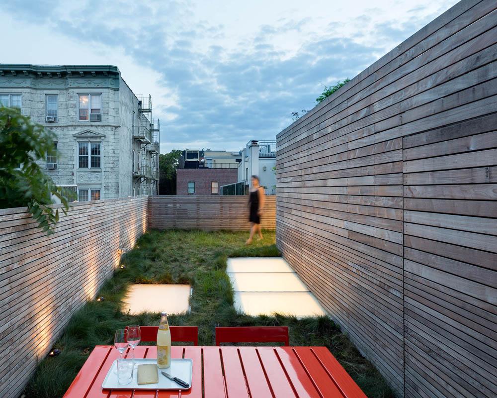 West Village home, Lubrano Clavarra Architects