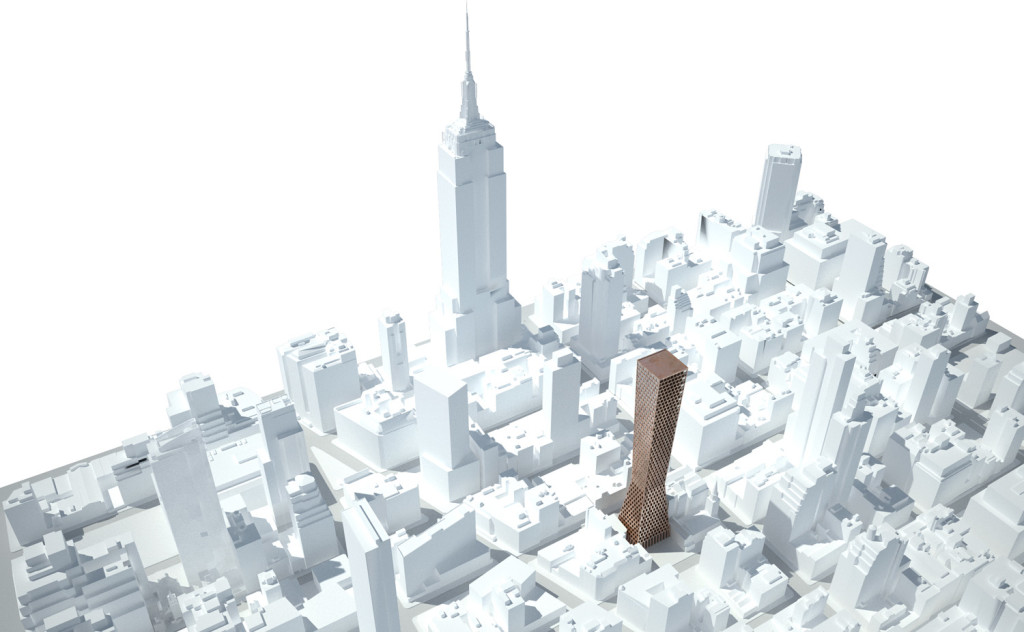 NoMad, HFZ, Fernando Romero EnterprisE, FR-EE, Marble Collegiate Church, Empire State Building