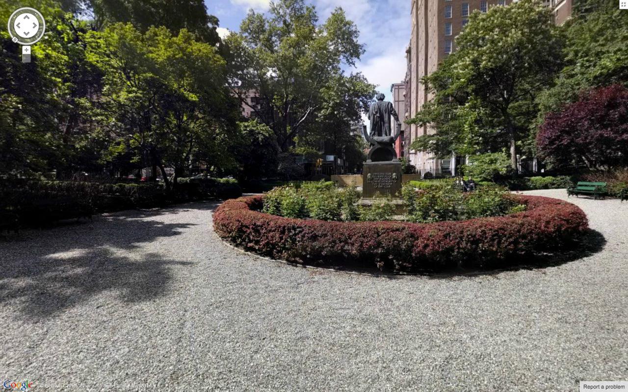 gramercy-park-google-street-view
