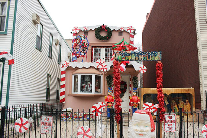 greenpoint gingerbread house