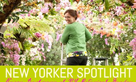 karen daubman of new york botanical garden, karen daubman, new york botanical garden