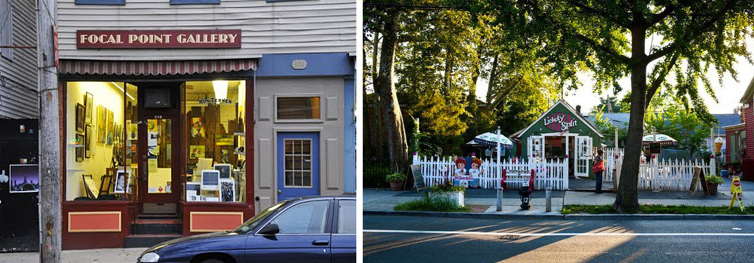 places to visit on city island