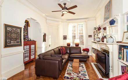 140 Manhattan Avenue, Harlem brownstone, Doctor's Row