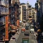 Mighty Manhattan – New York's Wonder City, Technicolor, vintage Manhattan, Chinatown