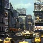 Times Square, Mighty Manhattan – New York's Wonder City, Technicolor, vintage Manhattan