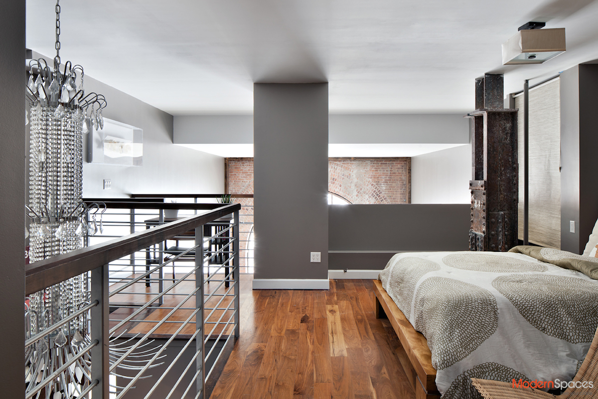 Modern Long Island City Loft In The Powerhouse Asks 1 2m