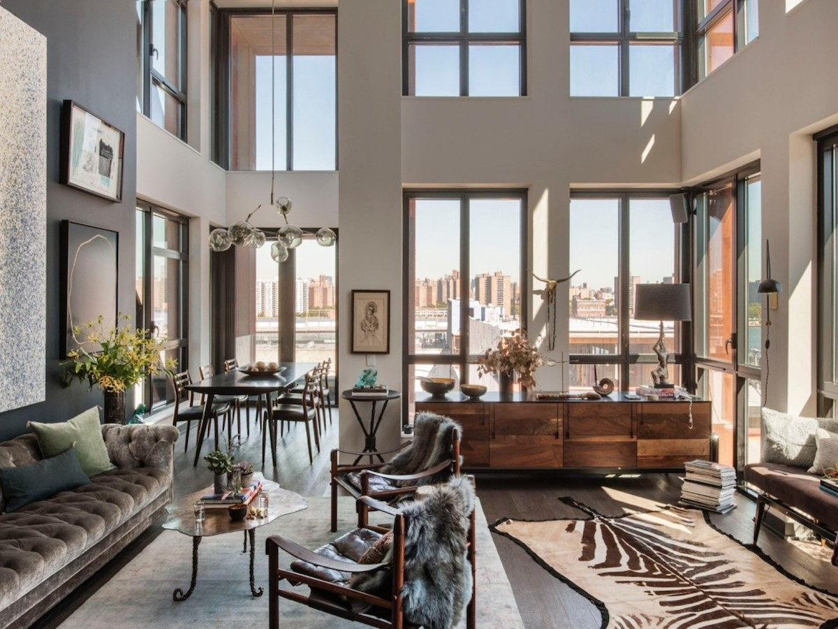 Interior designer athena calderone wants 4 3m for for Living room brooklyn 86 st