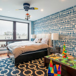 233 Pacific Street, wide-plank Brazilian cherry floors