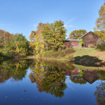 287 Roxbury Road, English barn, outdoor inground pool, aerated pond