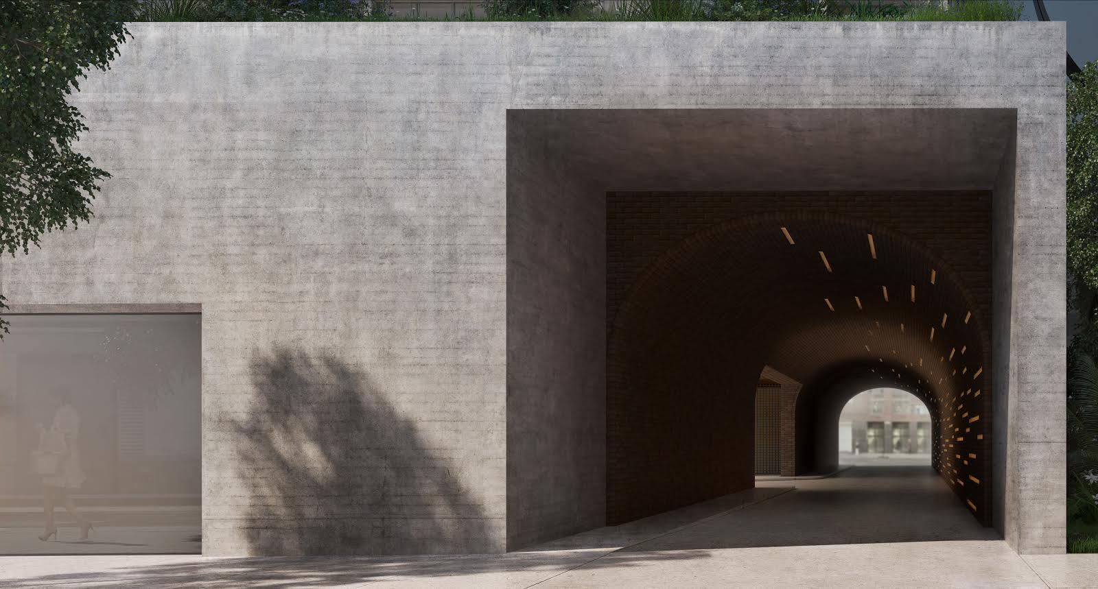 Jardim, Isay Weinfeld, West Chelsea, High Line condos, New York starchitecture, Brazillian architecture