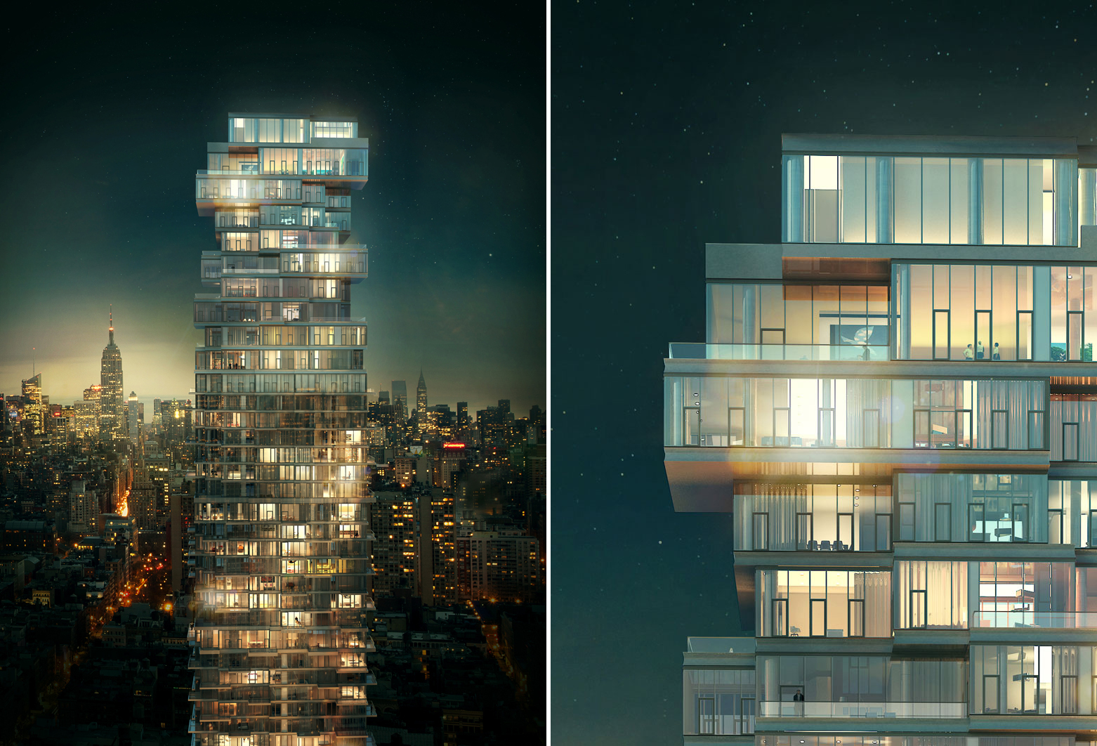 56 Leonard, Herzog & de Meuron, Tribeca condos, Alexico Group, GHWA, WSP group, NYC skyscrapers, Manhattan skyline, Downtown, New York City construction