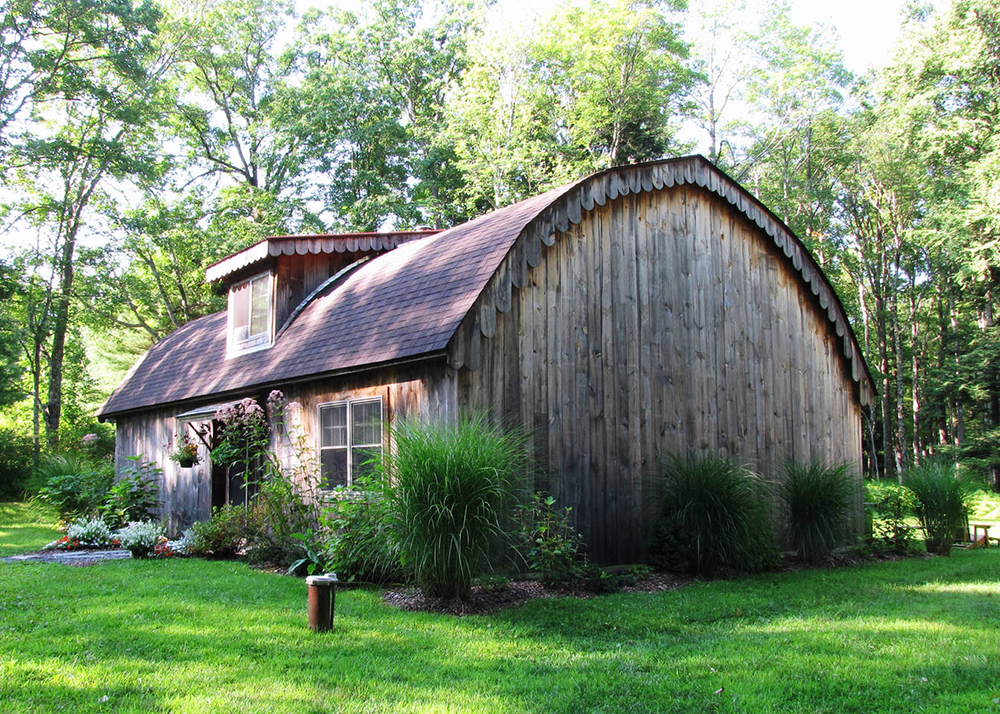 The Beaverbrook Cottage Is A Charming Quonset Hut Retreat